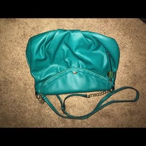 Juicy couture crossbody teal